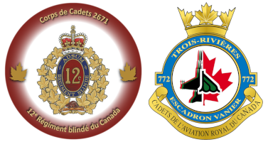 Corps de Cadets 2671 12e RBC – Escadron 772 Vanier